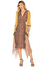 Ulla Johnson Primrose Dress in Tropical