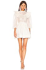 Ulla Johnson Whitley Dress in Blanc