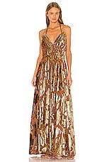Ulla Johnson Gia Dress in Rose Gold