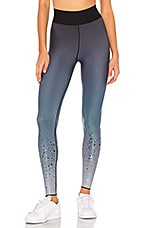 ultracor Ultra High Celestial Legging in Sea Foam Black Opal