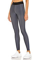 ultracor Ultra Hexacor Legging in Charcoal Silver