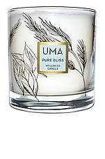 UMA Pure Bliss Wellness Candle