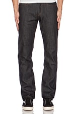 Tapered 14 oz. Selvedge en Indigo Selvedge