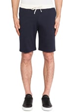 Dry Jersey Short in Navy