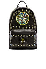 Church of UNIF Backpack in Black