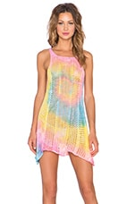 Wren Dress in Tie Dye