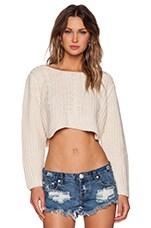 Sought Sweater in Cream