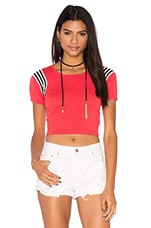 TLC Top en Rouge