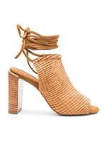 Eve Heel in Tan