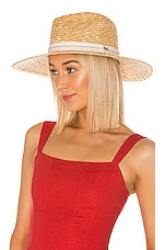 vitamin A Provence Hat in Creme