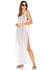 vitamin A Tradewinds Dress in Rem Stripe