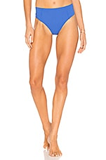 vitamin A Sienna High Waist Bottom in Beach Blue