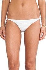 Gia Tieside Bottom in Isis White