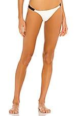 vitamin A Carmen Bikini Bottom in Ibiza
