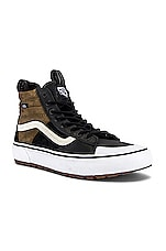 Vans Sk8-Hi MTE 2.0 DX in Dirt & True White