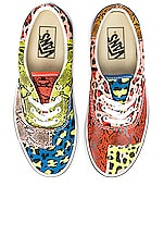 Vans Era Patchwork in Leopard & Snake