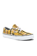 Vans Era in Yellow & True White