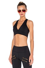 Brooks Sport Bra in Black