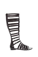 Vince Camuto Jamon Gladiator in Black