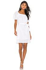 Velvet by Graham & Spencer Gabriella Dress in White