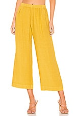 Velvet by Graham & Spencer Lola Pant in Honey