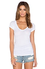 Eclipse Gauzy Whisper Top en Blanc