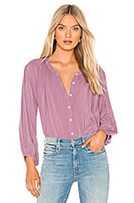 Velvet by Graham & Spencer Leah Top in Lilac