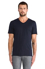 Favorite Jersey V-Neck in Coastal
