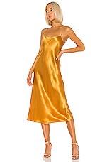 Vince Slip Dress in Sienna