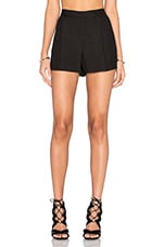 Tailored Short en Noir