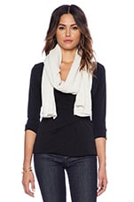 Thermal Scarf in Winter White