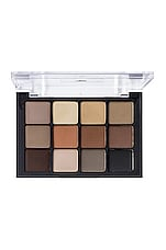 Viseart Brow Eyeshadow Palette in Structure