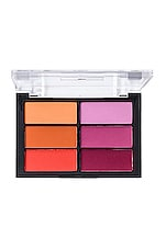 Viseart Blush Palette in 03 Orange & Violet