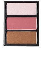 Viseart Theory I Blush, Bronzer & Highlighter Palette in Enamored