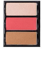 Viseart Theory II Blush, Bronzer & Highlighter Palette in Ablaze
