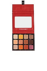 Viseart The EDIT Eyeshadow Palette in Warm