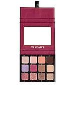 Viseart The EDIT Eyeshadow Palette in Rose