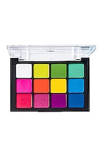 Viseart Eyeshadow Palette in 08 Editorial Brights