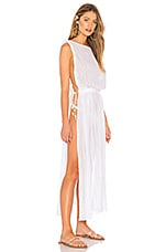 Vix Swimwear Lisa Caftan in White