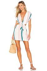 Vix Swimwear Amber Tunic in Chimera