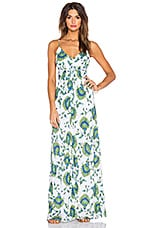 Vix Swimwear Faby Maxi Dress in Lattice