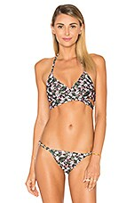 Middle Loop Bikini Top en Liberty