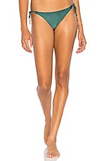 Vix Swimwear Lucy Long Tie Bottom in Jasper