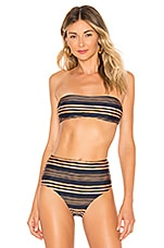 Vix Swimwear Basic Bandeau Top in Isabela