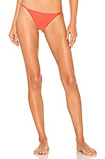 Vix Swimwear String Cheeky Bottom in Coral