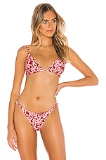 Vix Swimwear Rope Top in Hermosa