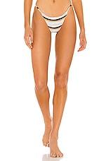Vix Swimwear String Cheeky Bikini Bottom in Ava