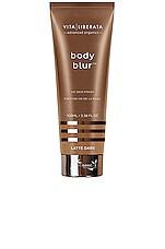 Vita Liberata Body Blur Instant HD Skin Finish in Latte Dark