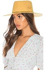 Van Palma Moana Hat in Yellow