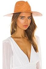 Van Palma Lea Hat in Terracotta